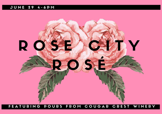 Rose City Rose Happy Hour